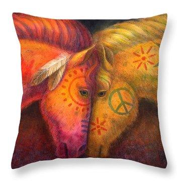 Paint Throw Pillows