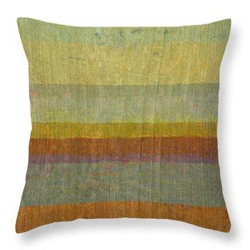 Warm Colors 12 Throw Pillow