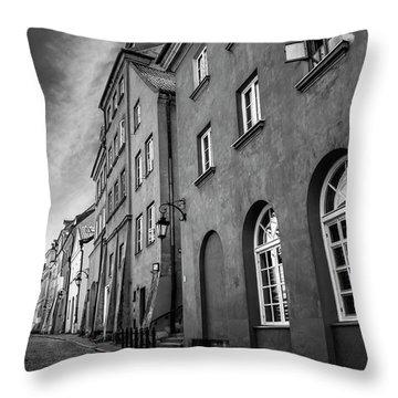 Eastern Europe Throw Pillows