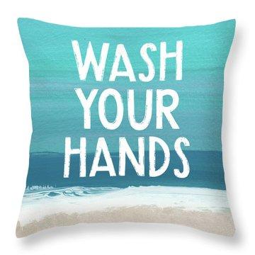 Wash Throw Pillows