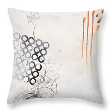Washed Up # 8 Throw Pillow