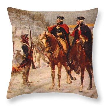 Encampment Throw Pillows