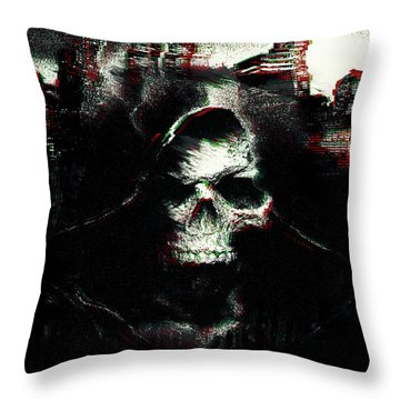 Watch Dogs 2 Throw Pillow