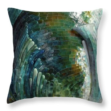 Mosaic Throw Pillows