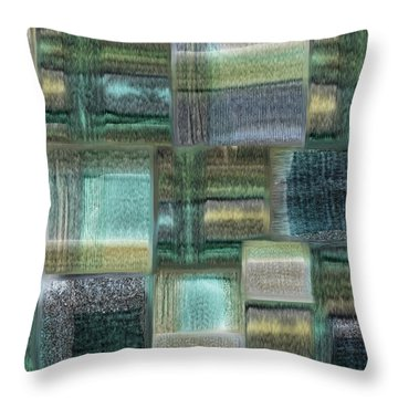 Watercolor 02 Throw Pillow