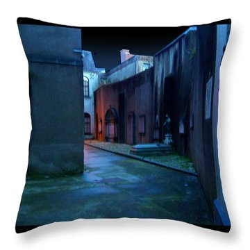 Waterford Alley Throw Pillow