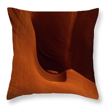 Waterholes Canyon Throw Pillow