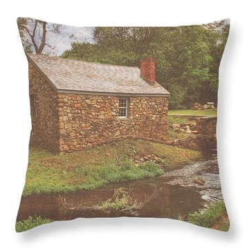 Waterloo Blacksmith Summer 2013 Throw Pillow