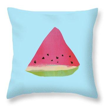 Watermelon Throw Pillows