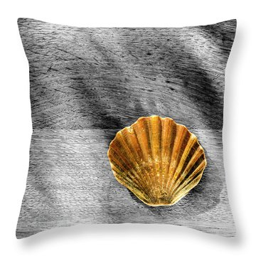 Waterside Memory Throw Pillow