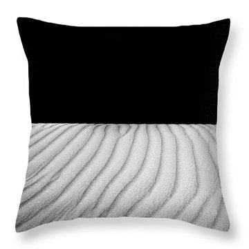 Throw Pillow featuring the photograph Wave Theory Viii by Ryan Weddle