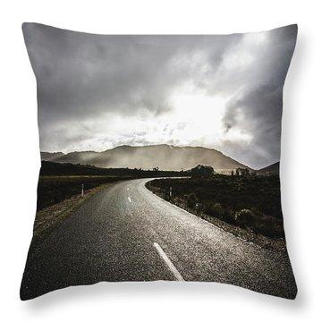 Touring Throw Pillows