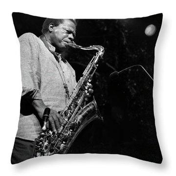 Wayne Shorter Discography Throw Pillow