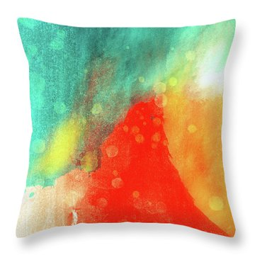 Wcs 13 Throw Pillow