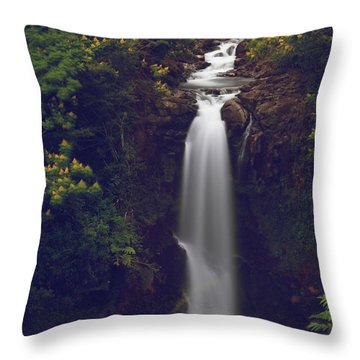 We Almost Had It All Throw Pillow