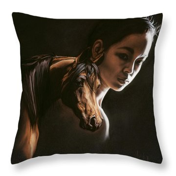 We Are Throw Pillow