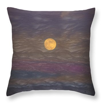We Are Not In Kansas Anymore Throw Pillow by Angela A Stanton