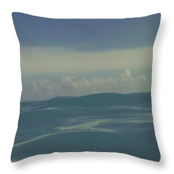 Throw Pillow featuring the photograph We Are One by Laurie Search