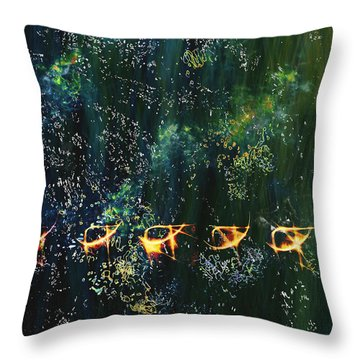 We Are Star Dust #1 Throw Pillow