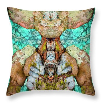 We Are The Ones We've Been Waiting For Throw Pillow