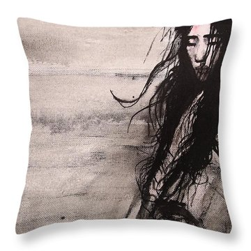 We Dreamed Our Dreams Throw Pillow by Jarmo Korhonen aka Jarko
