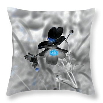We Fade To Grey 4 Part 2 Throw Pillow