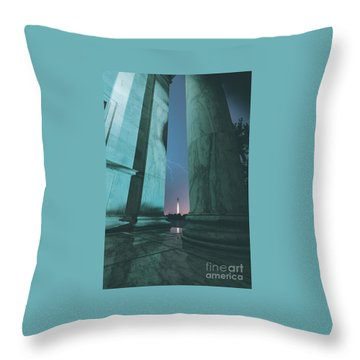 We Hold These Truths Throw Pillow