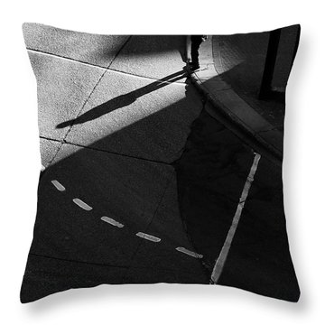 We Lost Us Throw Pillow