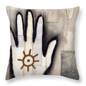 we make walls and windows II Throw Pillow