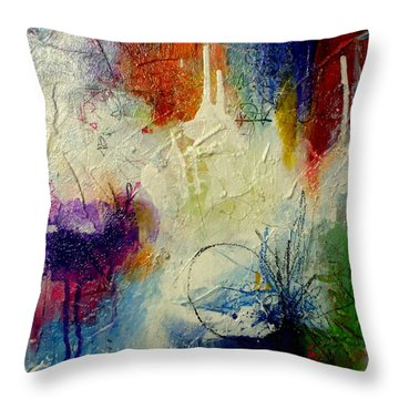 We Should Be Dancing Throw Pillow