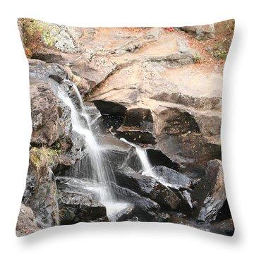Weak Flow Throw Pillow
