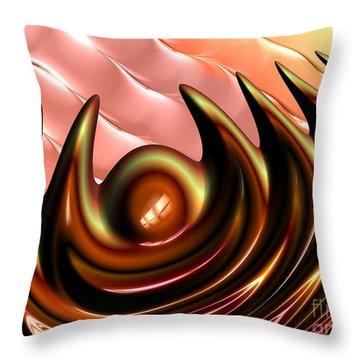 Weapon Of Mass Destruction Throw Pillow