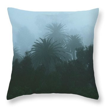 Weatherspeak Throw Pillow