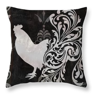 Weathervane I Throw Pillow by Mindy Sommers