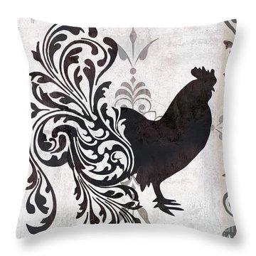 Weathervane II Throw Pillow