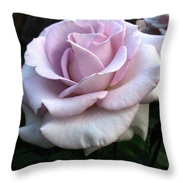 Wedding Cake Throw Pillow by Carol Sweetwood