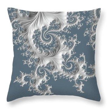 Wedgwood Throw Pillow