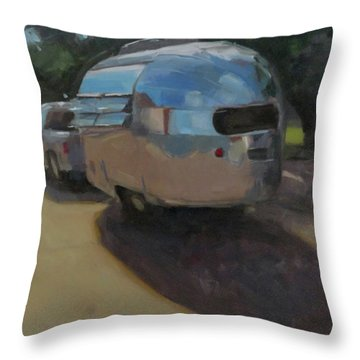 Wee Wind Throw Pillow