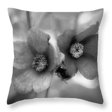 Weed 2 Throw Pillow