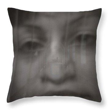 Weeping Throw Pillow