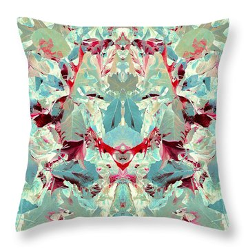 Well Being Throw Pillow