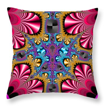 Wepoirwers Throw Pillow