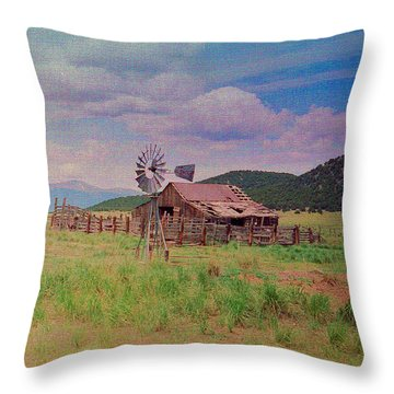 Westcliff Colorado Throw Pillow