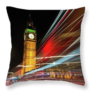 Westminster Throw Pillow