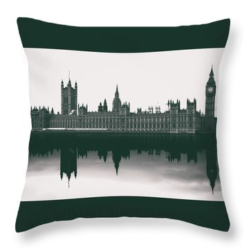 Westminster Reflection Throw Pillow