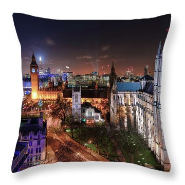 Westminster Throw Pillow