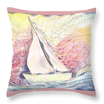 Weswater  Throw Pillow