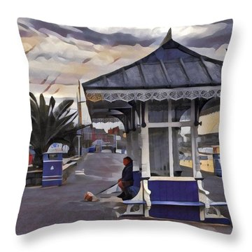 Weymouth Throw Pillow