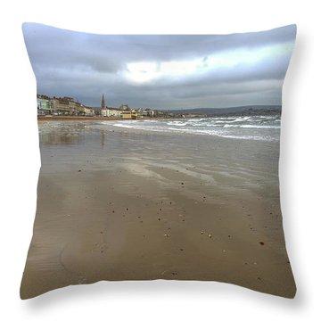 Weymouth Morning Throw Pillow
