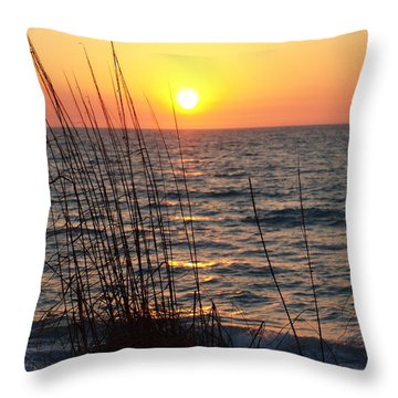 Throw Pillow featuring the photograph What A Wonderful View by Robert Margetts